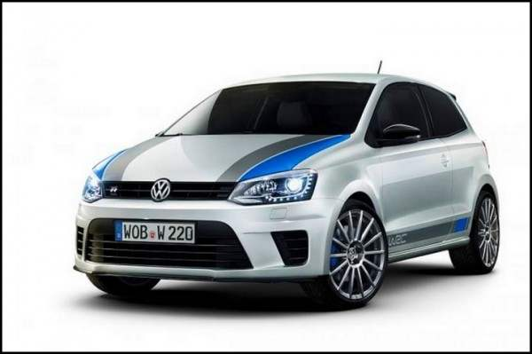 VW Polo R WRC Limited Edition